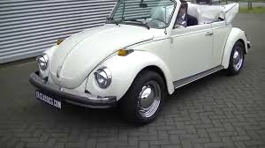 white volkswagen convertible volkswagen beetle cabriolet 1977 triple white injection edition