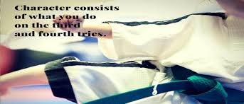 character quote sports quote of the day e karate e sports