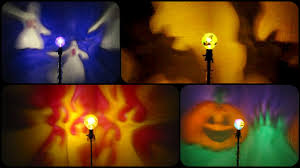 Halloween Light Bulbs by Halloween Special Lights And Shades Make It In Design
