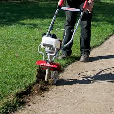 border u0026 lawn edger attachment mantis garden tools