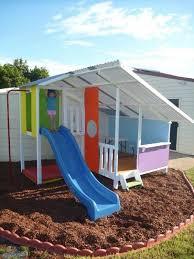 Best Backyard Play Structures Best 25 Kids Cubby Houses Ideas On Pinterest Kids Cubbies