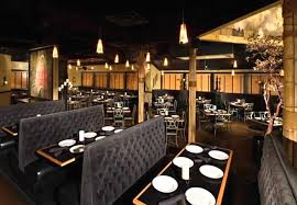 Scottsdale Interior Designers Cushy Booths Hospitality Interior Design Of Bamboo Club Restaurant