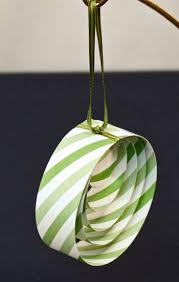 funezcrafts easy crafts paper circles ornament