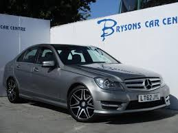mercedes c350 sport for sale 2012 62 mercedes c350 cdi 7g tronic cdi amg sport plus for