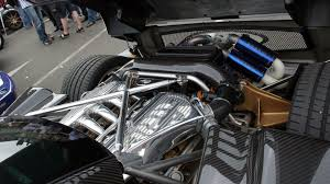 pagani exhaust pagani zonda ps one of a kind