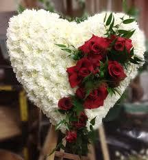 sympathy flowers broken heart sympathy flowers wedding bouquets downtown