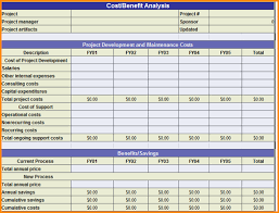 Excel Costing Template Cost Benefit Analysis Template Excel Cost Benefit Analysisbig Png