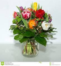 spring flowers in vase stock photo image 40326782