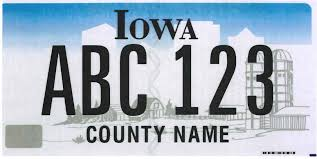 Usa License Plate Map by This Popular Design Won U0027t Be On Iowa U0027s New License Plate Here U0027s Why