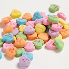 valentines hearts candy the sweet history of s conversation hearts from better