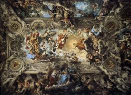 Baroque Ceiling by Baroque What Am I Looking At Daily Motions