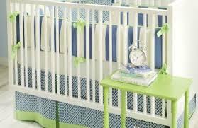 Crib Bedding Green Blue Baby Boy Crib Bedding Bed Linen Gallery