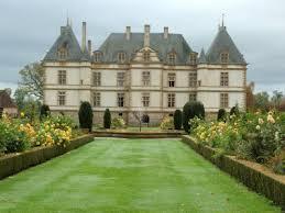chateau design garden design formal style landscaping