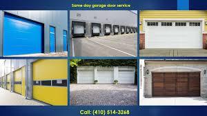 A1 Overhead Door by Garage Door Repair Annapolis 410 514 3268 Youtube