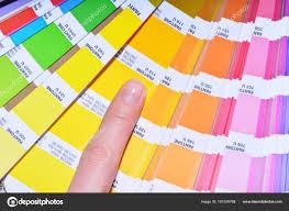 palette pantone color palette pantone guide close up colorful swatch catalog
