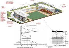 Stadium Floor Plans A New Stadium For Nigeria Chronos Studeos