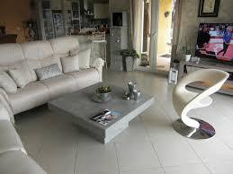 banc beton cire table beton cire com le site des tables en béton ciré sur mesure
