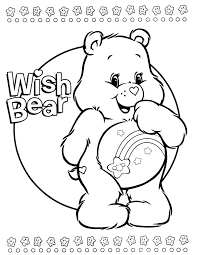 bear coloring pages cubbie page animal koala polar preschool