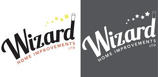 Home Improvement Logo Design Wizard Home Improvements Tom Carter Design