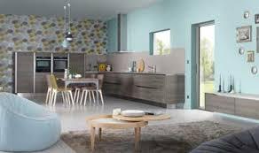decoration salon avec cuisine ouverte 10 cuisines ouvertes sur le salon à l aménagement déco