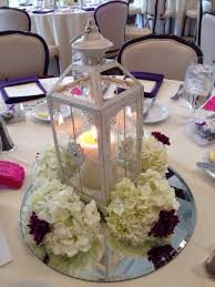 Lanterns With Flowers Centerpieces by Lantern Bridal Shower Centerpiece Bridal Shower Pinterest