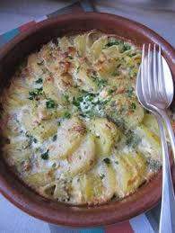 boursin cuisine ail et fines herbes gratin de pommes de terre au fromage et aux fines herbes ingrédients