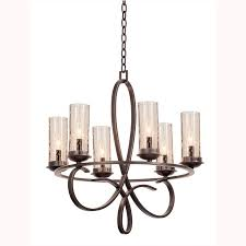 Candle Style Chandelier Kalco Grayson 6 Light Candle Style Chandelier U0026 Reviews Wayfair
