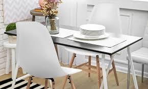 sedie per sala da pranzo sedie per sala da pranzo groupon goods