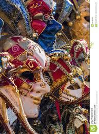 venetian masks bulk bulk of venetian masks hanging at a rack stock photo image 90190604
