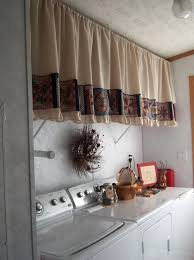 Laundry Room Curtain Decor Country Laundry Room Curtains Home Design Ideas