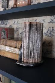 organize your bookshelves with unique diy bookends part 2 wow