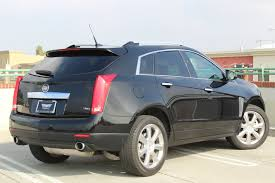cadillac srx packages sold 2013 cadillac srx performance collection in fullerton