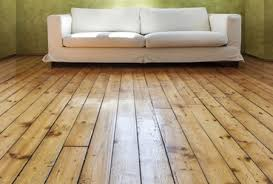detailed by on installing the bamboo flooring