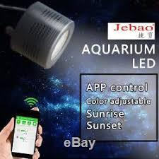 60 watt aquarium light jebao jecod aquarium led light ak 60 watt fish tank marine coral