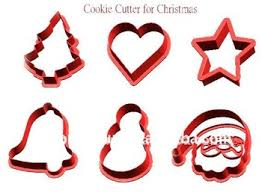 6 different shapes plastic cookie cutter buy plastic
