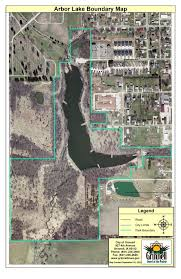 map of arbor arbor lake imaginegrinnell