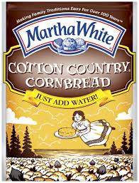 country cornbread martha white martha white