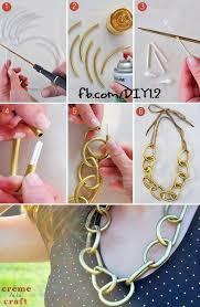 handmade necklace tutorial images 25 gorgeous diy necklaces tutorials style motivation jpg