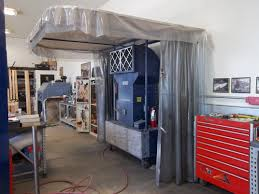 spray paint booth garage spray booth ideas indoor paint booth booths garage auto