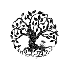 tree symbol symbol wall