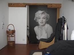 Cool Marilyn Monroe Themed Girls Bedroom Ideas  Minimalis White - Marilyn monroe bedroom designs