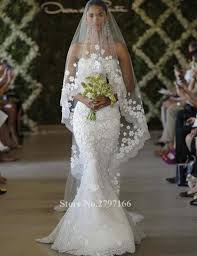 popular wedding accessories long lace veil buy cheap wedding