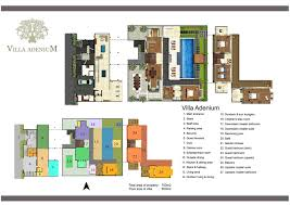 golden girls floorplan villa layout villa adenium jimbaran 4 bedroom luxury villa bali