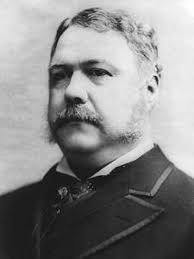 President Who Got Stuck In The Bathtub Chester Alan Arthur The Underrated President With Three First