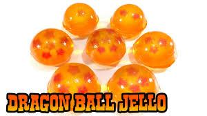 dragon ball jello kids cooking lesson