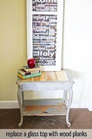 old glass table ls add character to glass furniture the easy way decorating glass