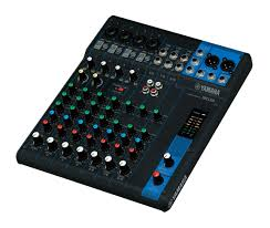 Diy Mixing Desk by Yamaha Mg10 Mixing Console Amazon Co Uk Musical Instruments