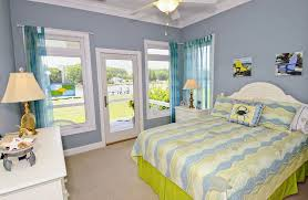 Contemporary Blue Bedroom - 29 beautiful blue and white bedroom ideas pictures bedrooms