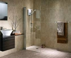 Showers Without Glass Doors Ideal Walk In Shower Dimensions Homesfeed