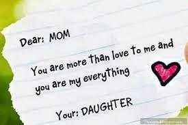 2 contoh surat dalam bahasa inggris untuk ibu